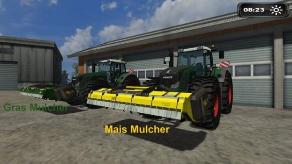 Mod Müthing Mulcher MU-Farmer Pack 2 v 1.0