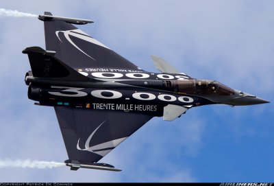 Le Rafale Solo Display