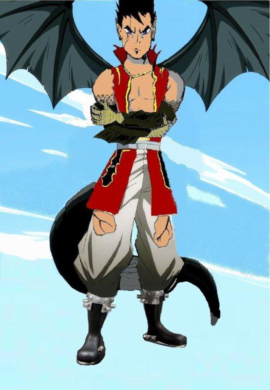 Satan Soul  Male Version Fairy Tail