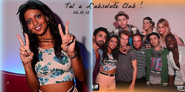 Tal a L'absolute club
