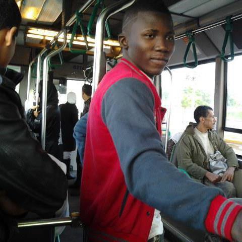 aujourdhui dans le bus