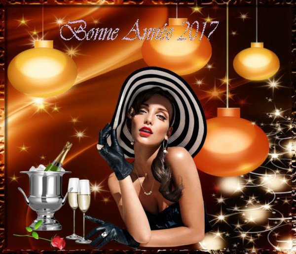 BONNE 'ANNEE 2017