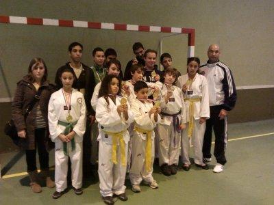 championnat regional + open du 12 /12/2010 a pont sur yonne