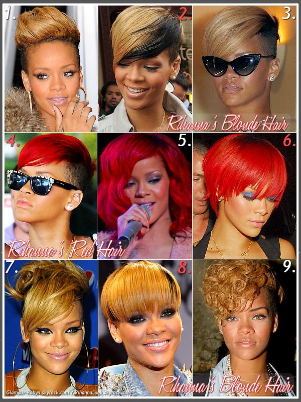 Quelle coiffure préférez vous ? (:
