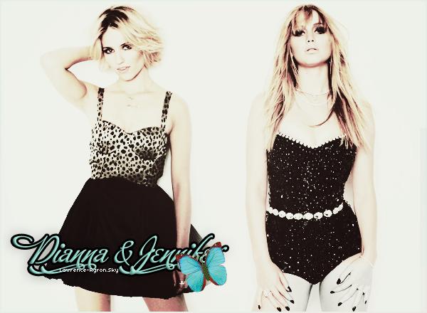 Bienvenue sur Lawrence-Agron, ta nouvelle source sur les talentueuses Jennifer et Dianna !