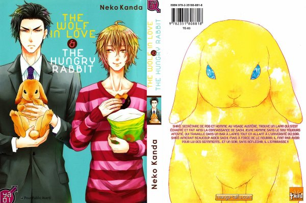 ♥The wolf in love and the hungry rabbit♥ -scanvf-