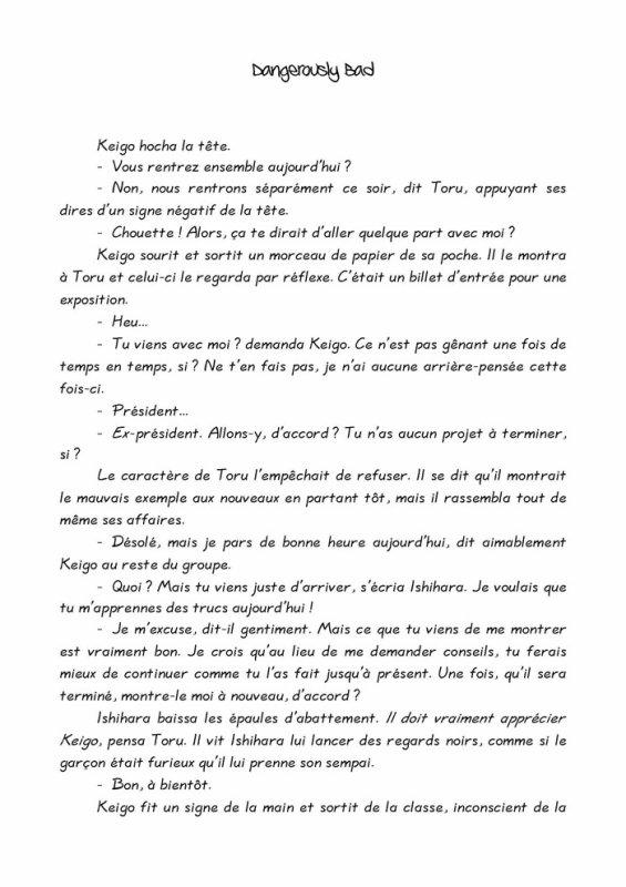 Désire- roman yaoi- n.11