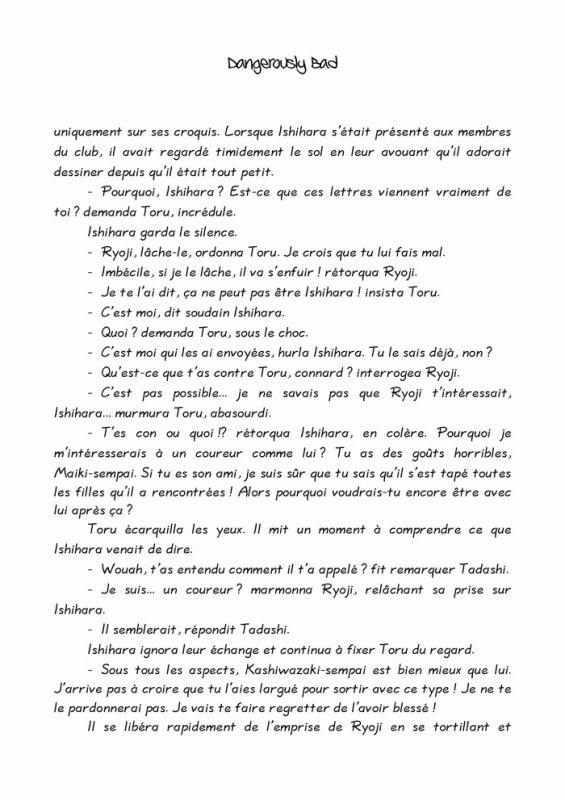 Désire- roman yaoi- n.13