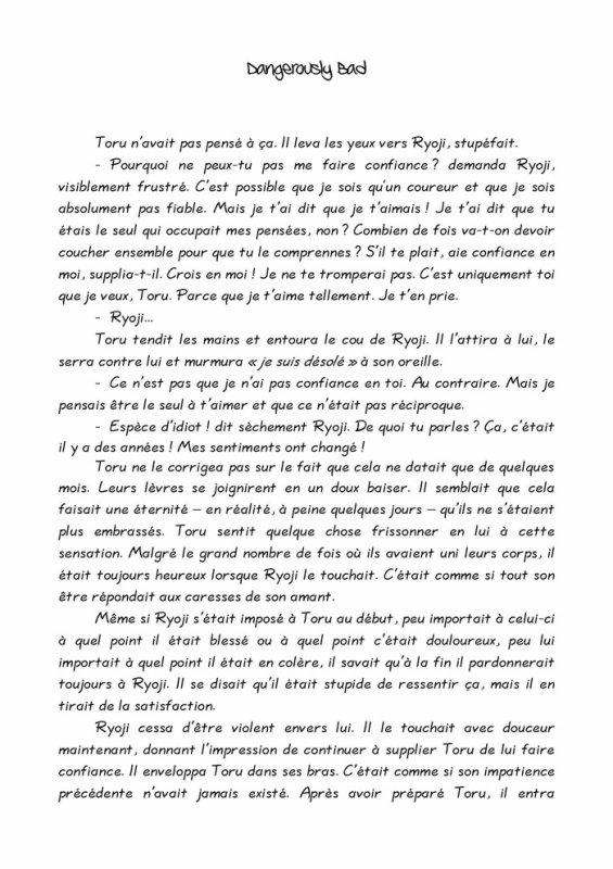Désire- roman yaoi- n.14