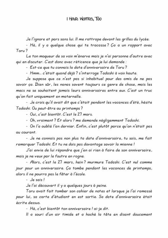 Désire- roman yaoi- n.15