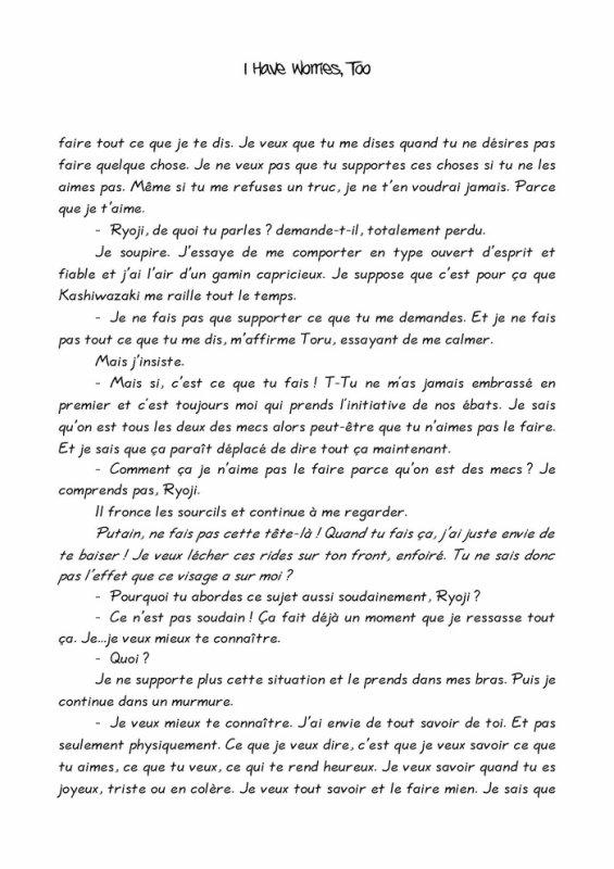 Désire- roman yaoi- n.16