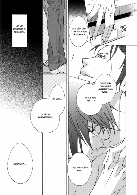 Doujinshi -K project3 -Loveless