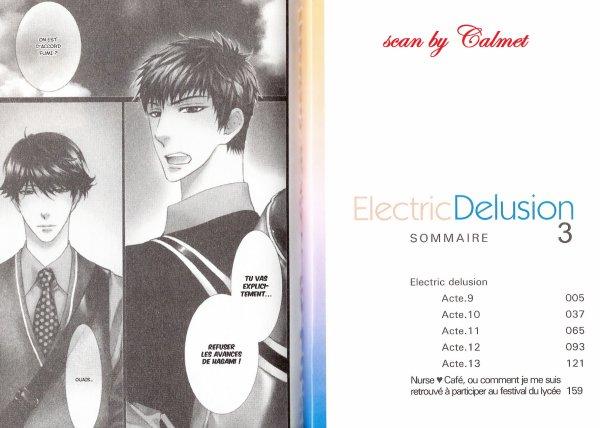 ♥Electrique Delusion tome3