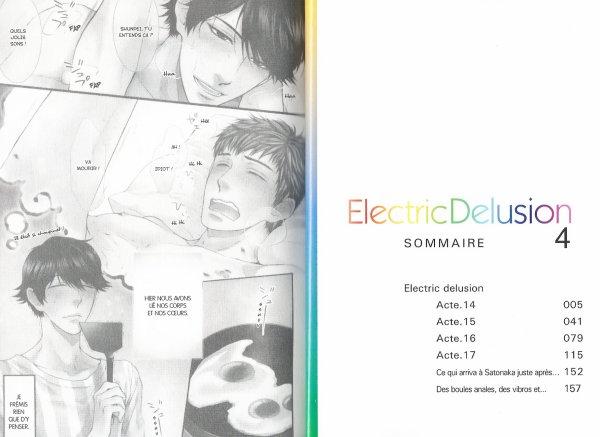 ♠Electrique Delusion tome4