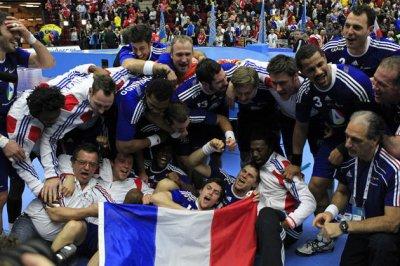 Championnat du monde de Handball - Suéde 2011