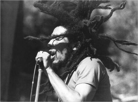 Robert Nesta Marley, Alias Bob Marley