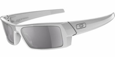 Oakley GASCAN S polished white with grey lens 89¤