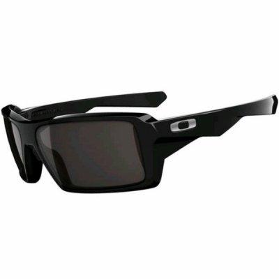 Oakley EYEPATCH polished black with warm grey lens 79¤