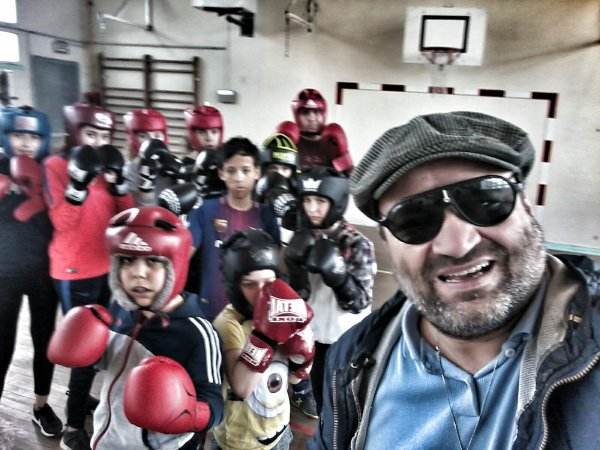 école de boxe Éducative Brest