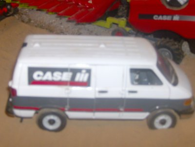 mon camion case ih