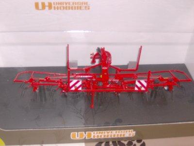 nouveau faneuse kuhn 6 toupir gf 6502