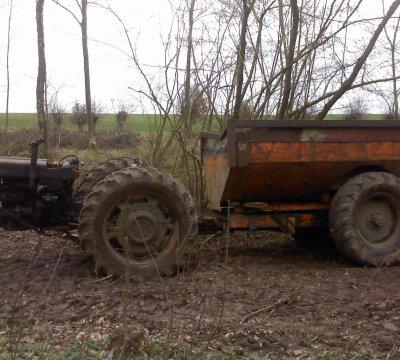 mf 155 modifier pour aller dans les bois