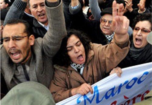 هل سيستعمل القضاء من جديد لاخراس مناضلين حقوقيين؟