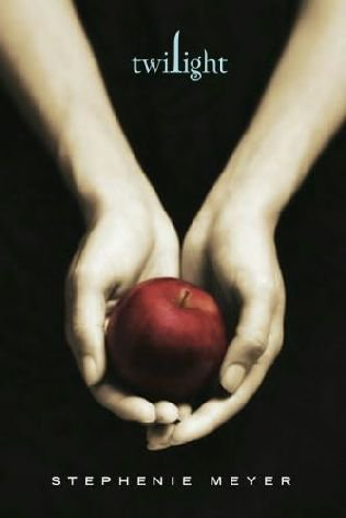 Les Twilight de Stephanie Meyer