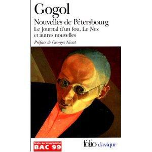 Nouvelles de Pétersbourg de Gogol