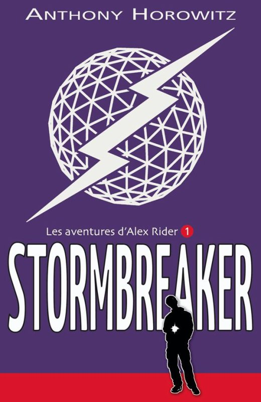 Alex Rider d'Anthony Horowitz