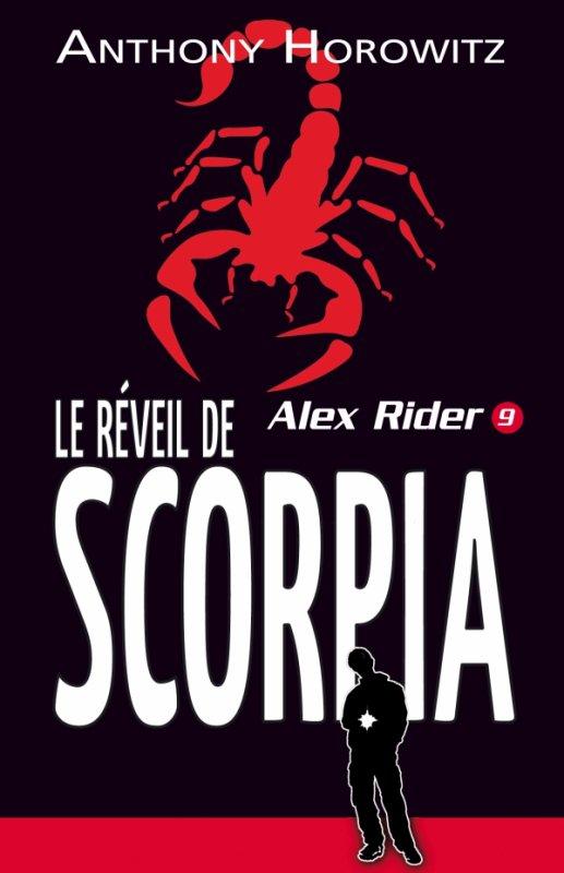 Alex Rider d'Anthony Horowitz