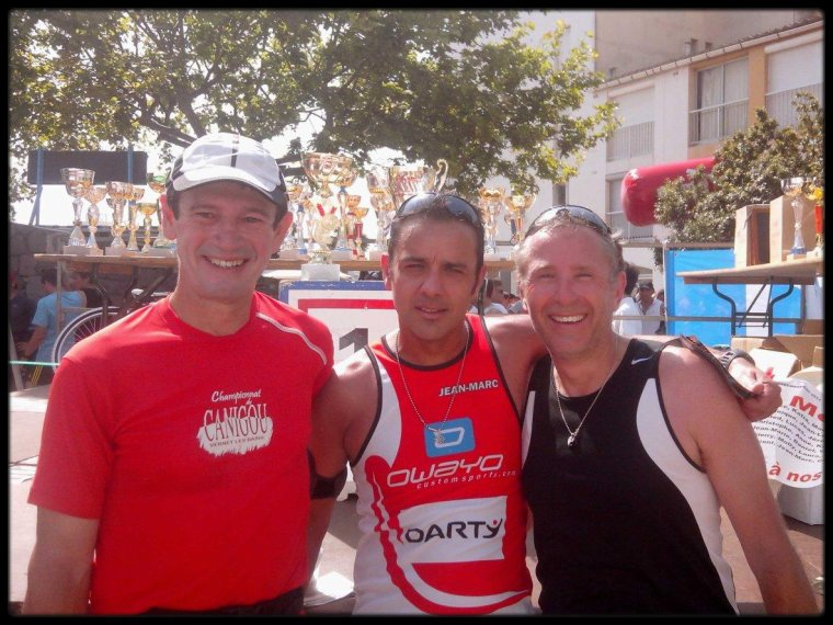 Pentecotaucap 8 juin 2014 , 15 km au Cap d'Agde