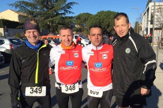 Semi Marathon de Maraussan, 22 Février 2015