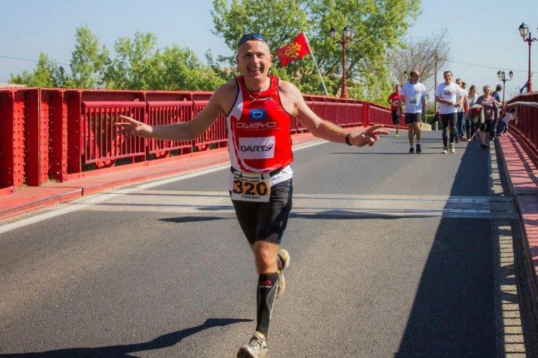Semi-marathon des Orpellières 2015, Sérignan (34)