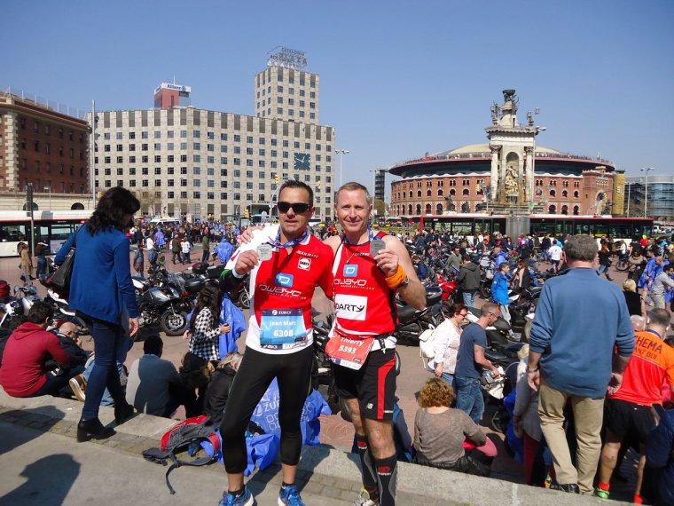 Marathon Barcelone 13 Mars 2016