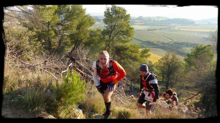 Trail du Boer, 11 décembre 2016