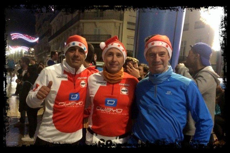 Course de Noël - De crèche en crèche 2016
