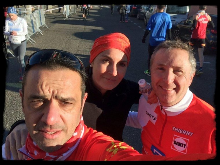Ronde du Tam, Montady 10 km 15 janvier 2017