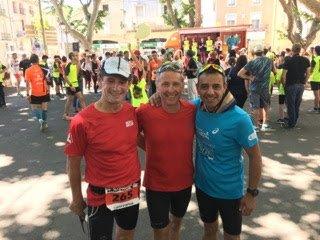 Semi Marathon du Pont rouge de Sérignan 2017