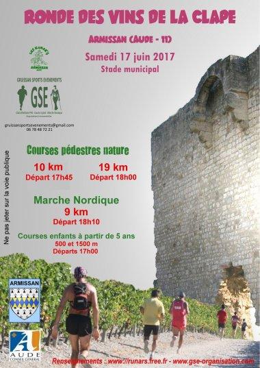La Ronde des Vins de La Clape 2017