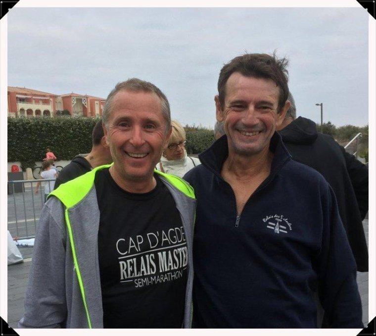 Relais Master Agde, 21 km 14 octobre 2017