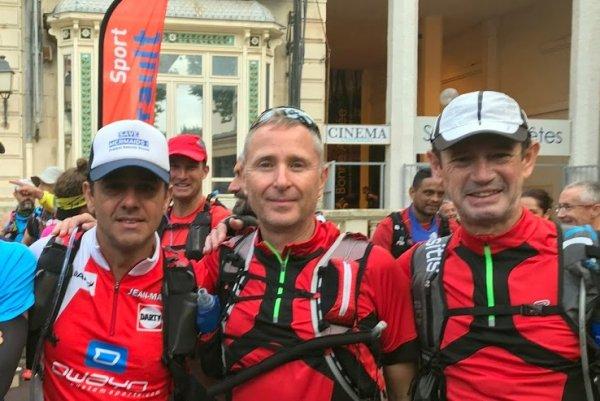 Saute Mouflon 2018, 55 km ,4000D+/-