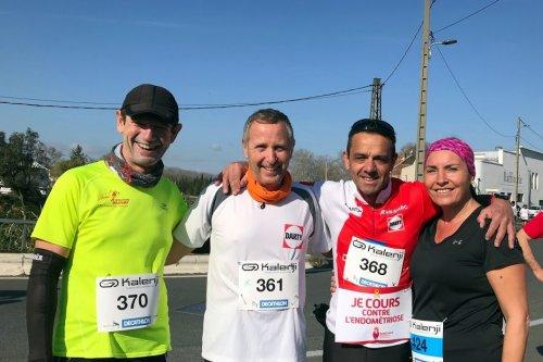 10 km du soleil, 17 mars à Béziers