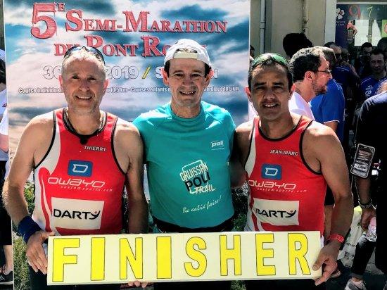 Semi Marathon du Pont Rouge 2019