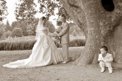 notre mariage le 26-06-2010 nous 3     <3<3<3<3