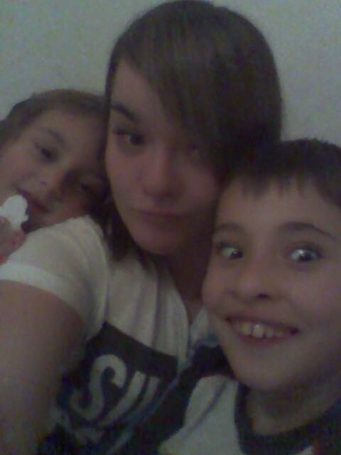 Ma famille!