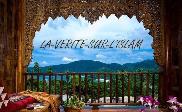 pour tous ceux qui veulent connaitre l'islam ....Bienvenue :)