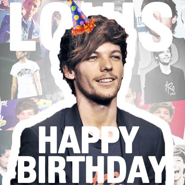 Happy Birthday Louis !!!!! <3
