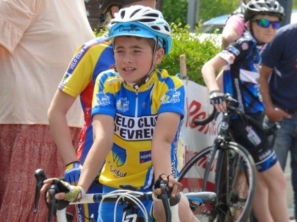 CINTRAY en école de cyclisme  Lundi 21 Mai 2018.