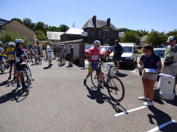 TOURVILLE LA RIVIERE (76) Challenge de l'Espoir en minimes dimanche 5 Août 2018.